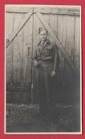 Soldat Belge Prisonnier - Raymond Sambrée De Jumet, Prisonnier à Hammelburg ( Stalag XIII-C ) En 1943 ( Voir Verso ) - Oorlog 1939-45