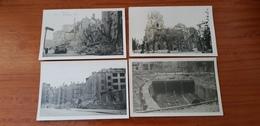 """Photos Des """"ruines De Berlin En 1945 Avec Tank"""" - Guerra, Militari"""