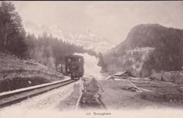 Schweiz Suisse Zwitserland Brünigbahn - Trenes