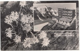 Franz Josefshaus, 2363 M, Am Grossglockner, 3798 M, Used Real Photo Postcard [22125] - Austria