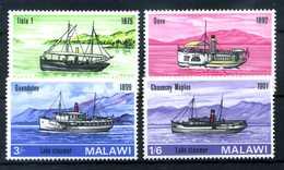 1966 MALAWI SET MNH ** - Malawi (1964-...)