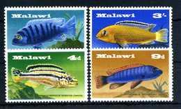 1967 MALAWI SET MNH ** - Malawi (1964-...)