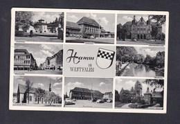 AK Hamm In Westfalen ( Multivues 50 Jahre Cramers Kunstanstalt) - Hamm