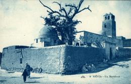 NEFTA Un Marabout   AFRIQUE DU NORD - Cartes Postales