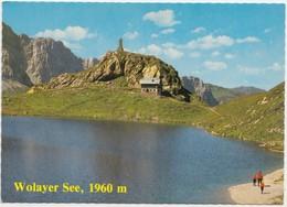 Wolayer See, 1960 M, Austria, Unused Postcard [22129] - Austria