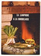 RECETTE LA LAMPROIE A LA BORDELAISE - Recipes (cooking)