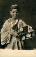 Jeune Cireur  AFRIQUE DU NORD - Postcards