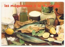 RECETTE LES MAQUEREAUX A LA MARINADE - Recipes (cooking)