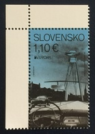 Slovakia, 1.10 E. 2018, Mi # 844, MNH - Unused Stamps