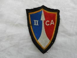 Insigne Badge Militaire Tissu France II CA - Patches