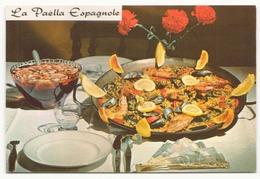 RECETTE LA PAELLA ESPAGNOLE - Recipes (cooking)