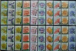België 2016 Bloemen Fleurs - 60 Zegels/timbres - Timbres