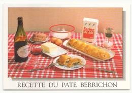 RECETTE DU PATE BERRICHON - Recipes (cooking)