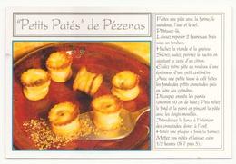 RECETTE PETITS PATES DE PEZENAS - Recipes (cooking)