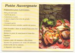 RECETTE LA POTEE AUVERGNATE - Recipes (cooking)