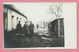 62 - WANCOURT - Carte Photo Militaire Allemande - Soldats Allemands - Guerre 14/18 - France