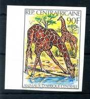 1982 REP. CENTROAFRICANA N.504 MNH ** IMPERF - Repubblica Centroafricana