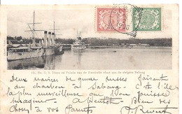 Ansichtskarte Von  Nederlandisch Indie - Sabang Aus DemJahre 1906 - Indonesien