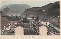 01/ Saint Rambert En Bugey - Les Nouvelles Cités  - Carte Colorisée écrite En 1904 - France