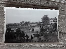 ORGINELE FOTO AFMETINGEN 8,50 CM OP 5,50 CM DEAUVILLE - Lisieux
