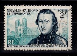 Nouvelle Calédonie - YV 281 Oblitéré Mgr Douarer Cote 4 Euros - Nouvelle-Calédonie