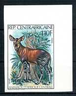 1982 REP. CENTROAFRICANA N.506 MNH ** IMPERF - Repubblica Centroafricana