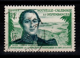Nouvelle Calédonie - YV 283 Oblitéré Amiral Febvrier Despointes Cote 8 Euros - Nouvelle-Calédonie