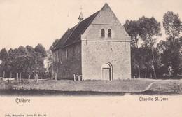 Chievres Chapelle St Jean - Chièvres