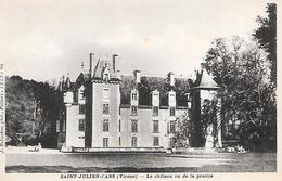 SAINT-JULIEN-L'ARS - ( 86 ) - Le Chateau - Saint Julien L'Ars