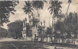Ansichtskarte Von  Sri Lanka - Ceylon - Colombo  Aus DemJahre 1922 - Sri Lanka (Ceylon)