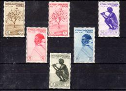 16.2.1935; 9e Fiera Du Tripolis, YT 245- 250, Neuf **,Lot 50367 - Tripolitaine