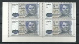 ESPAÑA 2018 - Numismática - Billete De 500 Ptas. ** - 1931-Heute: 2. Rep. - ... Juan Carlos I