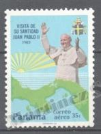 Panama 1982 Yvert Airmail 526, Visit Of Pope John Paul II - MNH - Panamá