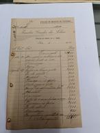 ATELIER DE MODESTA DE VESTIDOS AMELIA GUEDES DA SILVA TRAVESSA DA FABRICA 38 PORTO 1915 - Portugal