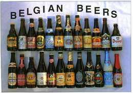 Belgian Beers (cpm) - Autres Collections