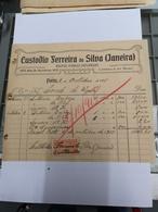 CUSTODIO FERREIRA DA SILVA RUA DE SERRALVES LORDELLO DO OURO - Portugal