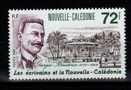 Nouvelle Caledonie - YV 564 N** Ecrivain - Nueva Caledonia