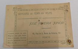 DEPOSITO DE CERA EM VELAS JOSE PEREIRA JUNIOR RUA DE S. BENTO DA VICTORIA PORTO - Portugal