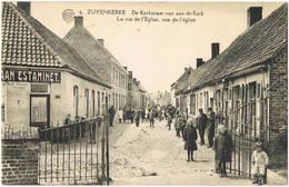 Zuienkerke: De Kerkstraat Van Aan De Kerk. - Zuienkerke