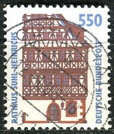 BRD - Mi 1746 - OO Gestempelt (E) - 550Pf      Sehenswürdigkeiten XVII - [7] West-Duitsland