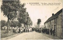 "Zuienkerke: ""Den Boom"" Lokaal Der Schuttersgilde. ( 2 Scans) - Zuienkerke"