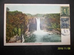 USA: 1908 PPC To Honolulu (#BK2) - Etats-Unis