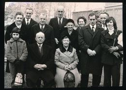 LOCHRISTE   1973 - FOTO 15 X 10 CM - GOUDEN BRUILOFT  - DE SMET - Lochristi