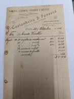 CEREAES , LEGUMES FARINHAS E AZEITES RUA DA FABRICA PORTO 1915 - Portugal