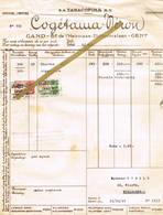 Gent: 1946 ; S.A. Tabacofina N.V.   COGETAMA - NERON - 1900 – 1949