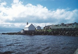 Føroya/Faeröer - Nólsoy 08-10-1990 - Zonder Adres/ongebruikt - Nieuw Exemplaar - Faeröer