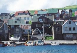 Føroya/Faeröer - Nólsoy 08-10-1990 - Zonder Adres/ongebruikt - Nieuw Exemplaar - Féroé (Iles)