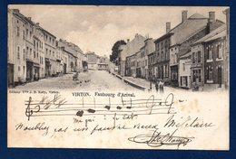 Virton. Faubourg D' Arival. Ca 1900 - Virton