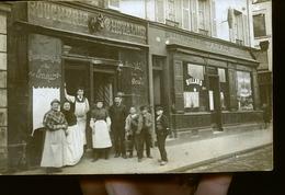 PARIS BOUCHERIE CHEVALINE LE TABAC        JLM - Cafés, Hôtels, Restaurants