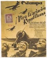 FAUX, España, Aviación Republicana - Erinofilia